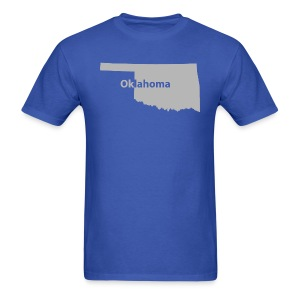 Oklahoma - Men's T-Shirt