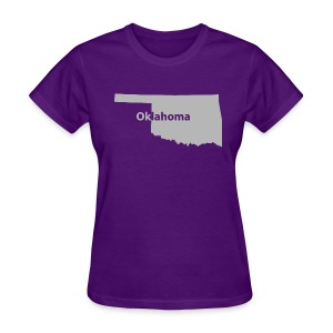 Oklahoma - Women's T-Shirt
