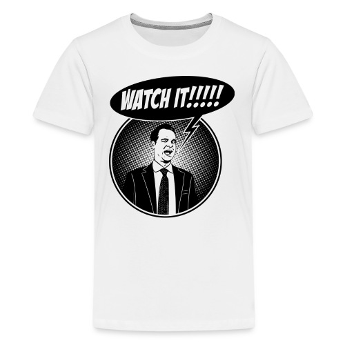 Watch it for Kids!!! - Kids' Premium T-Shirt
