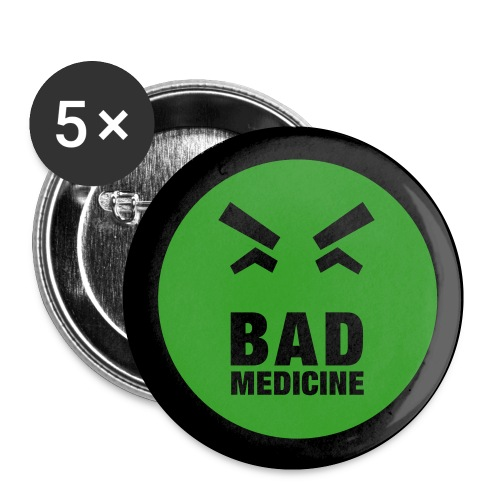 Logo Button - Buttons small 1'' (5-pack)