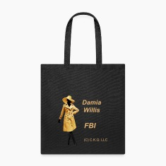 Damia Willis, FBI Tote Bag