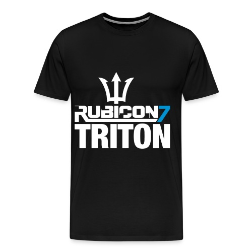 Triton Men's T-Shirt - Men's Premium T-Shirt