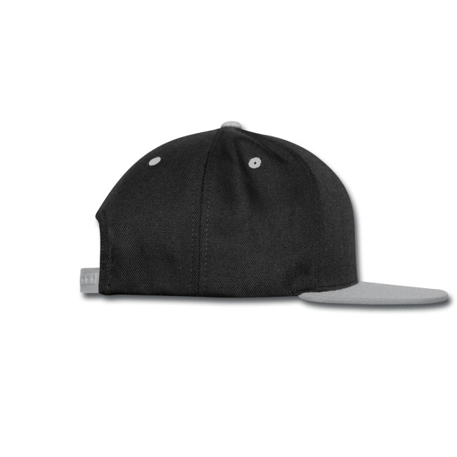 R7 Snapback (Gray)