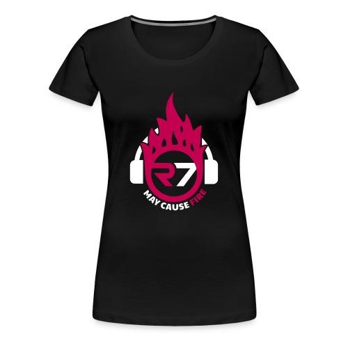 May Cause Fire Women's T-Shirt - Women's Premium T-Shirt