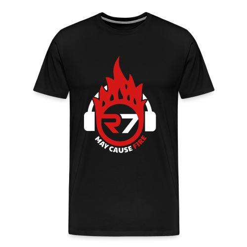 May Cause Fire Men's T-Shirt - Men's Premium T-Shirt