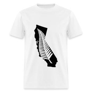 Kiwi in Cali T-shirt - Men's T-Shirt