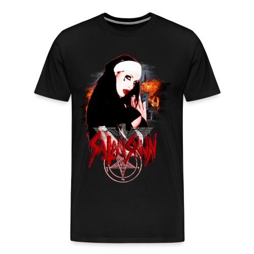 SatansNun Shirt - Men's Premium T-Shirt