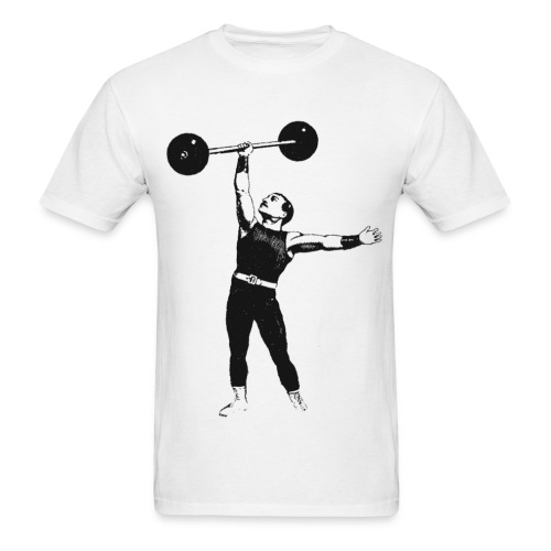 Traditional Strength - Men's T-Shirt