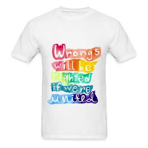 Ice Breaker Series - White - Men's T-Shirt