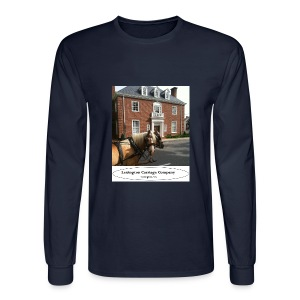 Carriage co. long sleeve T (feat. Arron and Abe) - Men's Long Sleeve T-Shirt