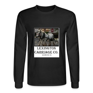 L/S T Minnie and Pearl - Men's Long Sleeve T-Shirt