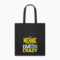 Crazy Mechanic Bags & backpacks