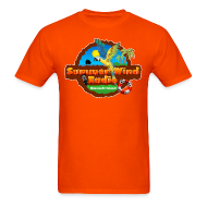 T-Shirts ~ Men's T-Shirt ~ Summer Wind Radio T
