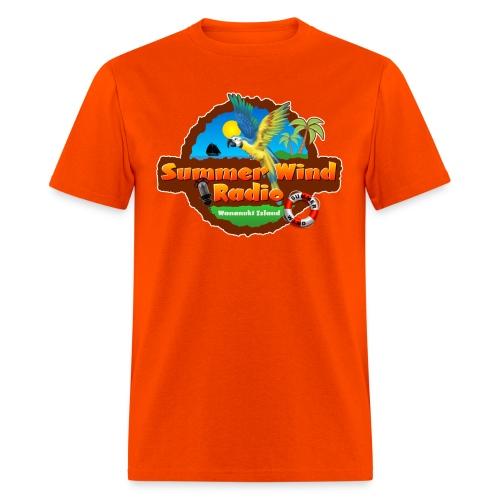 Summer Wind Radio T - Men's T-Shirt