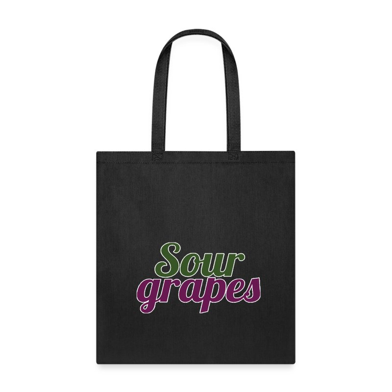 SourGrapes - Tote Bag