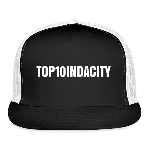 MEN'S TOP10INDACITY TRUCKER HAT - Trucker Cap
