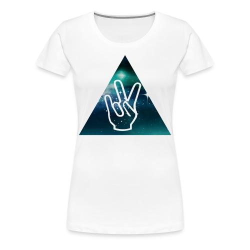 JTR Sign - Women's Premium T-Shirt