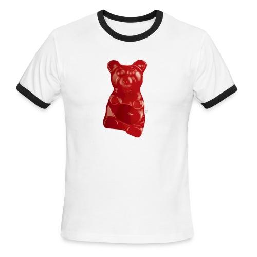 Gummy Bear (Plain) - Men's Ringer T-Shirt