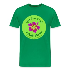 Garden Club of South Florida - T-shirt - Men's Premium T-Shirt