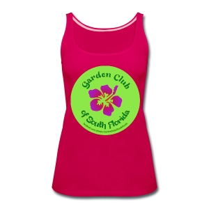 Garden Club of South Florida - Tank - Women's Premium Tank Top