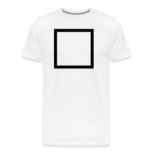 Square Shirt - Men's Premium T-Shirt