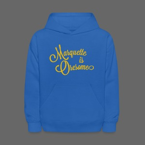 Marquette Oresome - Kids' Hoodie