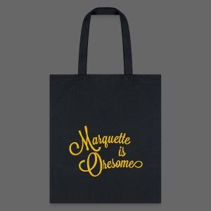 Marquette Oresome - Tote Bag