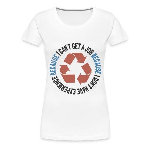 Graduate - Women's Premium T-Shirt