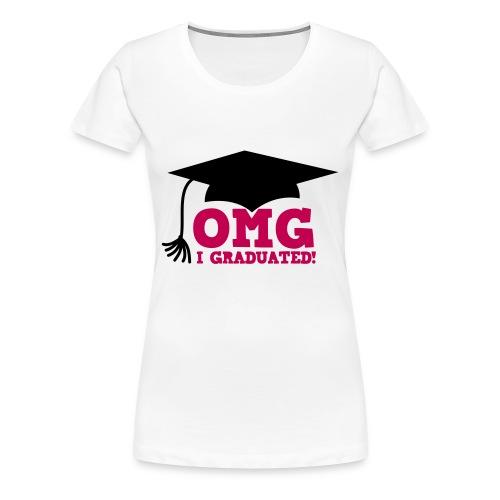 OMG! - Women's Premium T-Shirt
