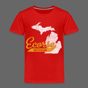 Ecorse MI - Toddler Premium T-Shirt