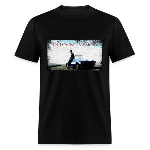 R.I.P PAUL WALKER - Men's T-Shirt