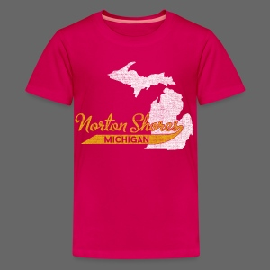 Norton Shores MI - Kids' Premium T-Shirt