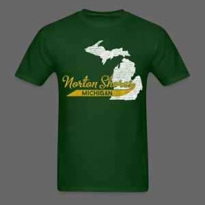 Norton Shores MI - Men's T-Shirt