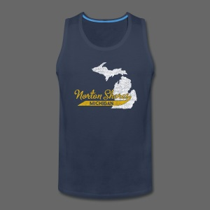 Norton Shores MI - Men's Premium Tank