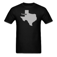 T-Shirts ~ Men's T-Shirt ~ Texas