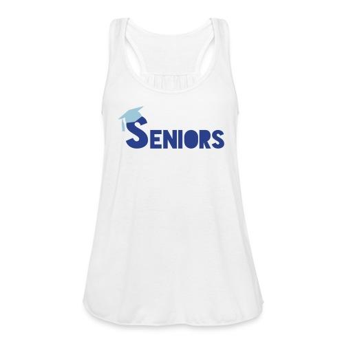 Seniors - Women's Flowy Tank Top by Bella