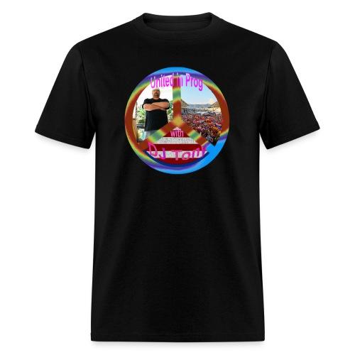 Black Dj Tony T-Shirt T-Shirt - Men's T-Shirt