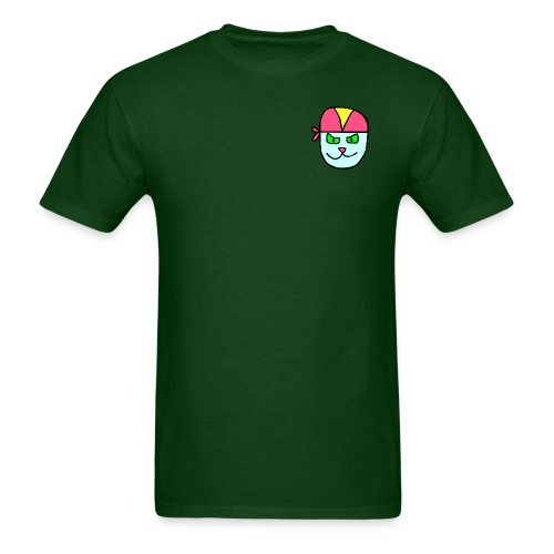 Blu34 Tee Green - Men's T-Shirt