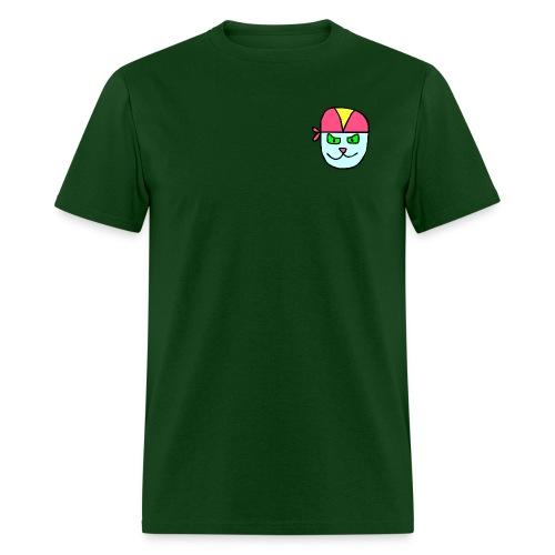 Blu34 Tee Green - Men's T-Shirt