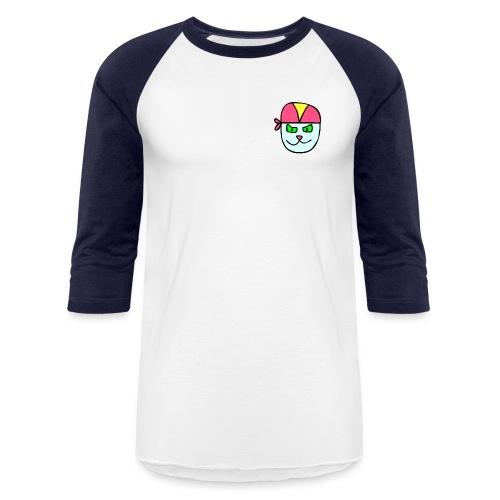 Blu34 Shititititit - Baseball T-Shirt