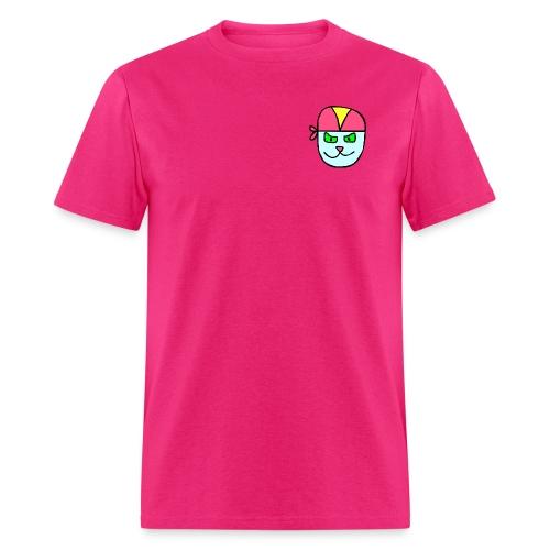 Blu34 Tee Pink - Men's T-Shirt