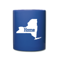 Mugs & Drinkware ~ Full Color Mug ~ New York Home
