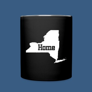 New York Home - Full Color Mug
