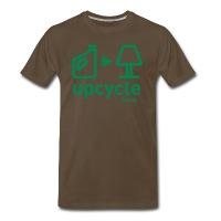 Upcycle Carton to Lamp t-shirt - Men's Premium T-Shirt