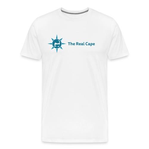real_cape_logo_bold - Men's Premium T-Shirt