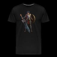 T-Shirts ~ Men's Premium T-Shirt ~ Smite Bellona Men's T-shirt