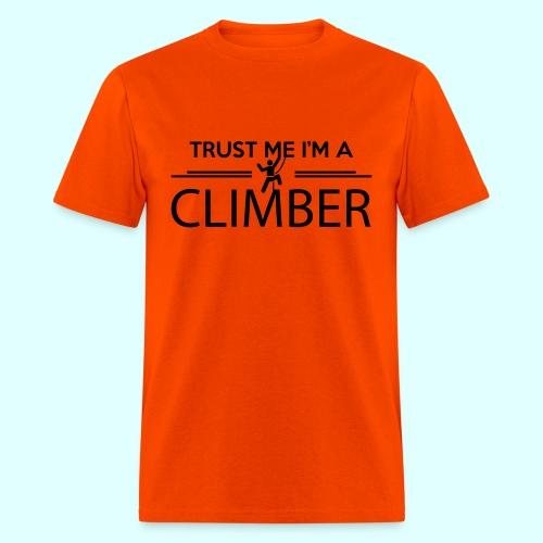 Trust Me I'm a Climber - Men's T-Shirt