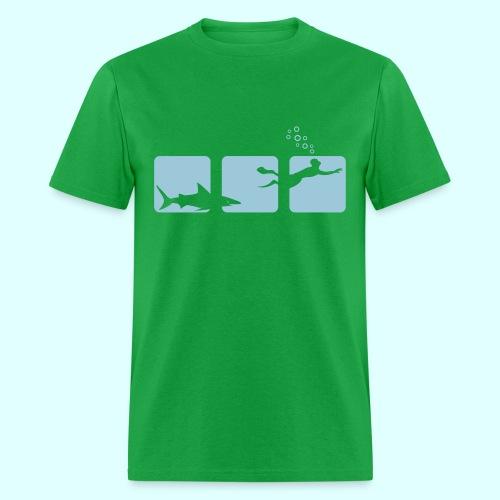Snorkel - Men's T-Shirt
