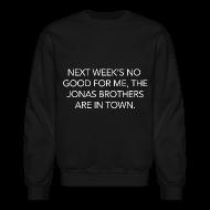 Long Sleeve Shirts ~ Men's Crewneck Sweatshirt ~ Article 101803382