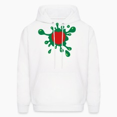 Heart Splash Hoodies